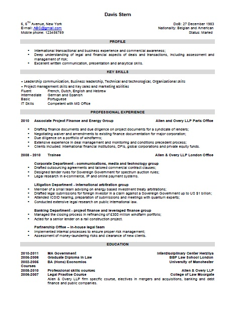 Service Supervisor Resume Free Sample Free Letter & Resume Samples