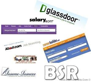 Job search resources the best job hunting site
