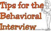 behavioral-interview-tips