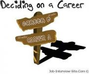 how to decide on a career change