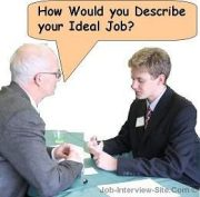 Captivating Describe Ideal Job