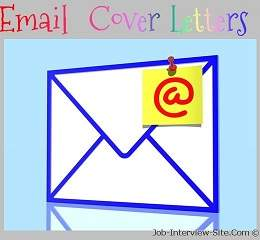 Email Cover Letter: Examples Of Email Cover Letters For Resumes  Cover Letter Sample For Job