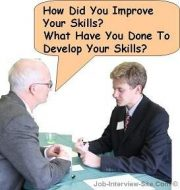 what job related skills have you developed