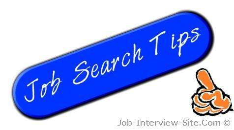 Job Search Tips: Job Search Strategies & Tactics