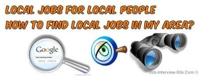 Local jobs how to find local jobs in my area ccuart Images