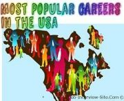 main topics career development - Most Popular Jobs In America Most Popular Careers In The Usa