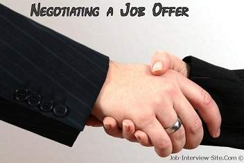 How to Negotiate a Job Offer: Salary Negotiations tips