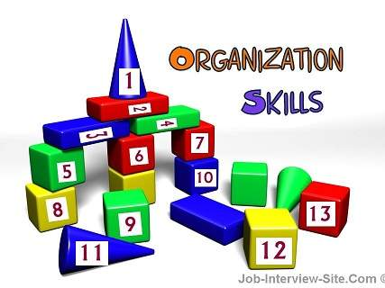 ... Skills and Competencies: What are Organizational skills - Examples