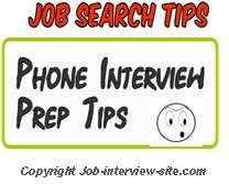 tips of an interview