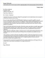 Physician cover letter sample physician cover letter thecheapjerseys Choice Image