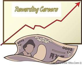 exciting careers that pay well