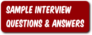 Sample Job Interview Questions and Answers