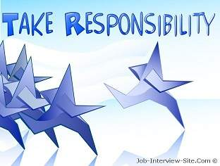 Responsibility At Work Responsibilities To Take For