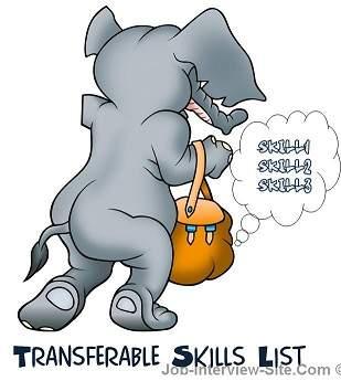 transferable skills list of transferable skills examples