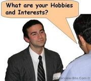 what are your interests and hobbies