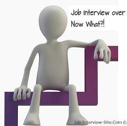 what to do after an interview things to do after the job interview - Bad Interview Now What How To Learn From A Bad Job Interview