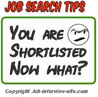 You are in the shortlist of the job application process now what expocarfo Image collections